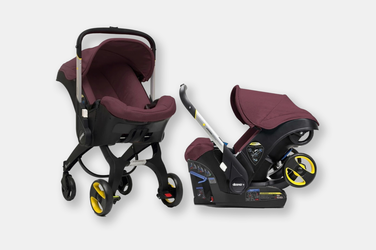 car seat that turns into a stroller
