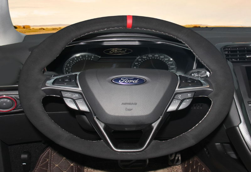 3 Best Ford Fusion Steering Wheel Cover
