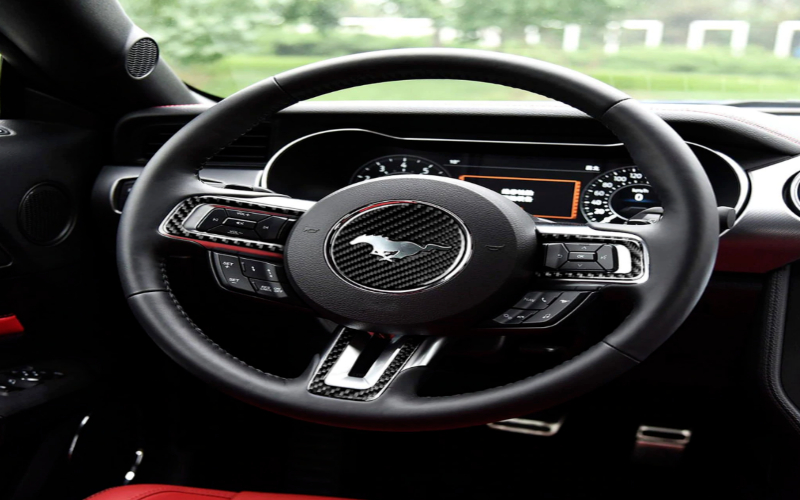 10 Best Ford Mustang Steering Wheel Covers