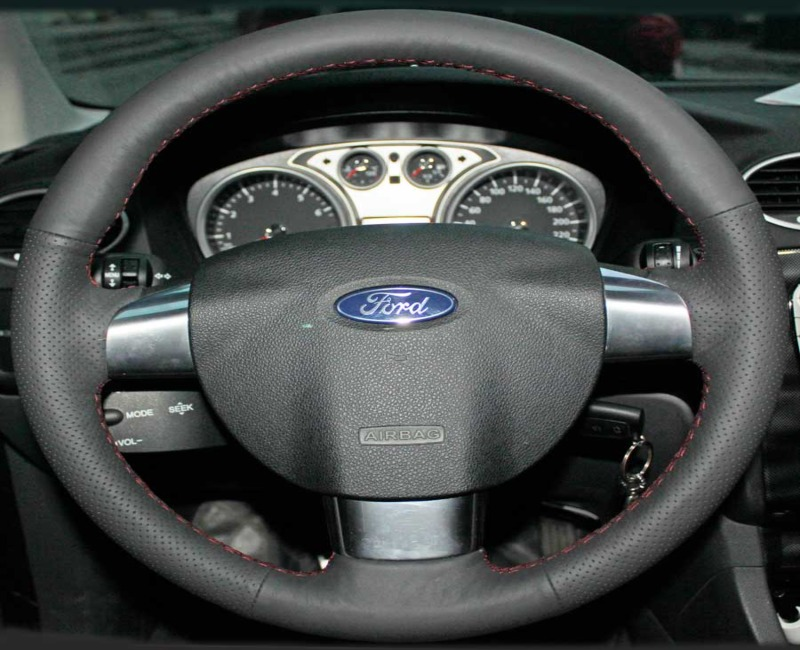 Ford Racing Steering Wheel Cover
